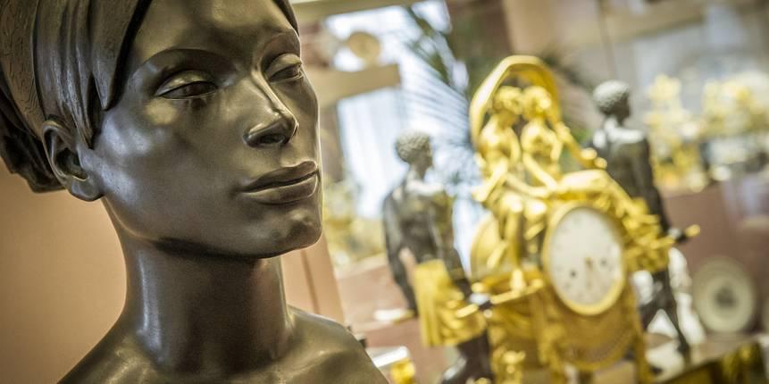 Musée des arts décoratifs à Mons