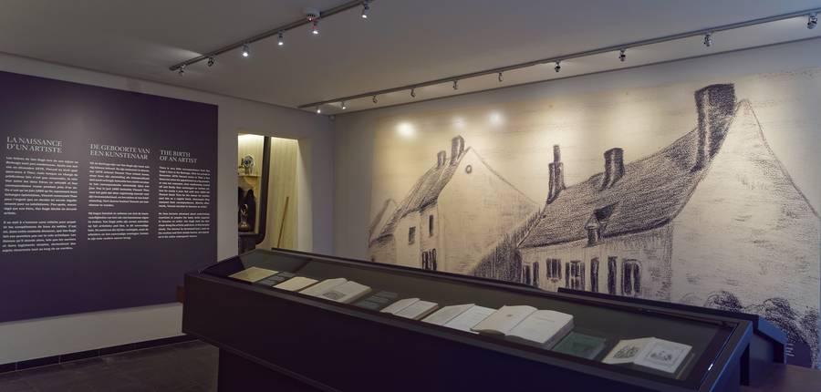 Maison Van Gogh Cuesmes