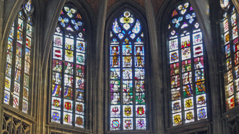 Die Glasfenster