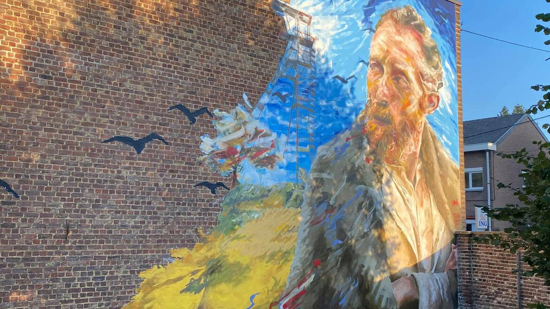 Hommage an van Gogh / Spear
