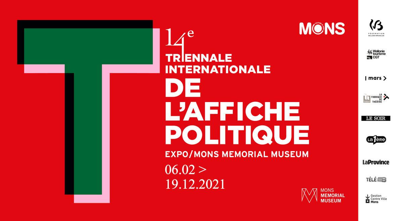 14. Auflage der Triennale des politischen Plakats